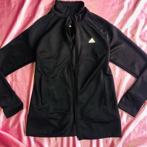 Adidas full zip jacket